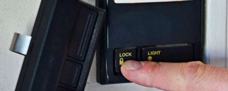 Is Your Garage Door Light Blinking Continuously? Here's What