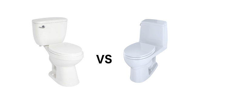 One Piece Vs Two Piece Toilet Which Is Better