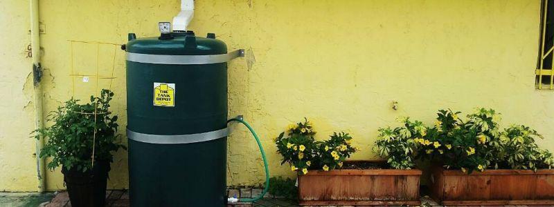 Rain Harvesting Amp Greywater Irrigation